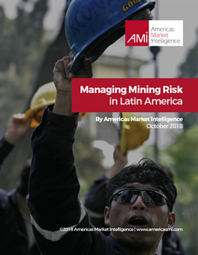Managing Mining Risk in Latin America