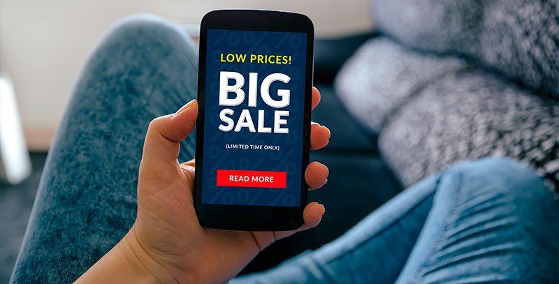 Digital Marketing Tactics vertical ads
